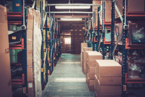 Spare Parts Warehouse for OEM parts